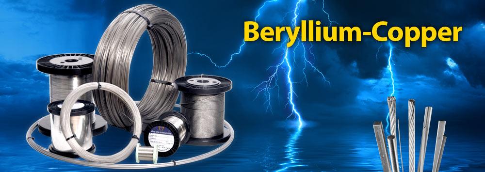 Beryllium Copper CB 101
